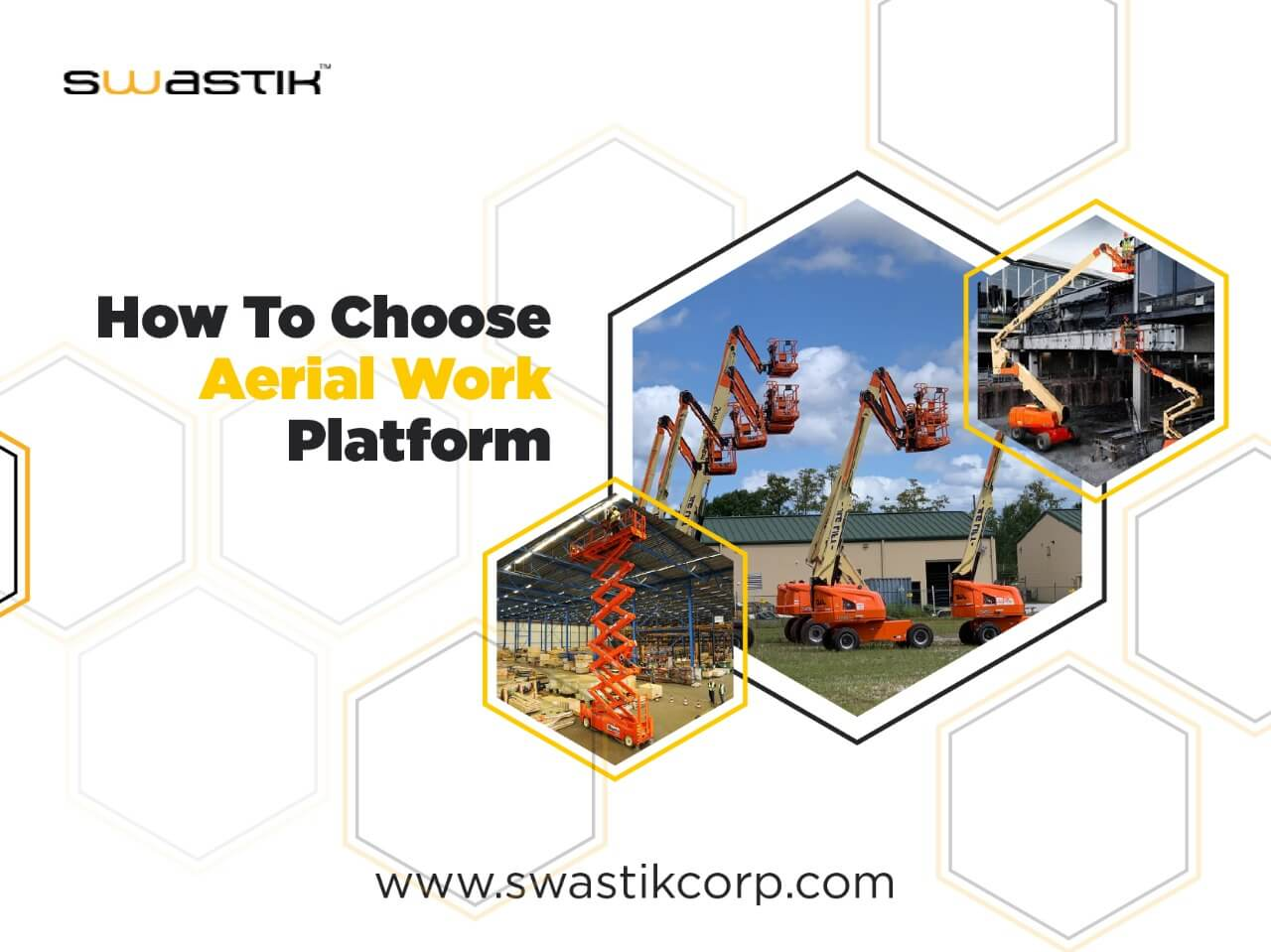 How to choose a right aerial work platform