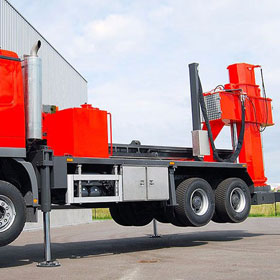 Truck Mounted | Truck Mounted For Retnal | Truck Mounted Hire